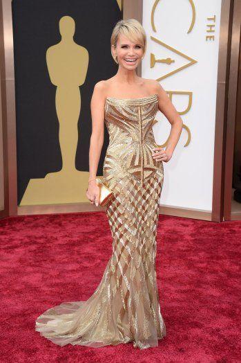 Kristin Chenoweth | Roberto Cavalli | 2014 Oscars