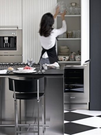 this is my Arclinea Kitchen
