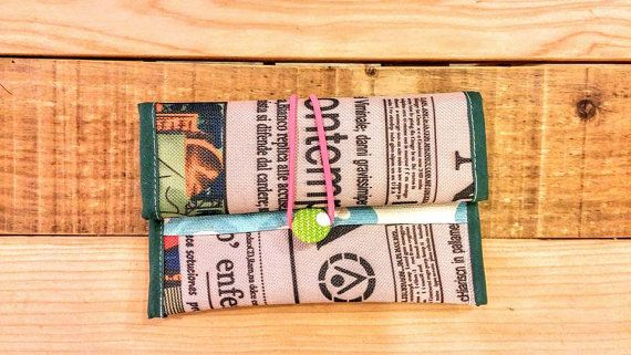 Waterproof  Fabric Tobacco Pouch, Woman's Fabric Tobacco Bag,Woman's Tobacco Case,Fabric Rolling Pouch,Women's Gift,men's gifts,Tobacco Bag