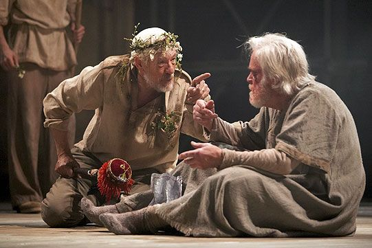 King Lear 2007 It thou wilt weep my fortunes, take my eyes.