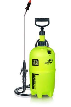 Auto Washer jest to urządzenie ciśnieniowe o pojemności 12 litrów, przeznaczone do mycia łagodnymi środkami myjącymi samochodów, łodzi, motorów i wszelkiego rodzaju maszyn. Znajduje także zastosowanie w różnych pracach domowych takich jak mycie okien i tarasów, spryskiwanie roślin. Wyjeżdżając na urlop czy pod namiot Auto Washer jest często niezastąpionym źródłem wody pod ciśnieniem. Urządzenie wyposażone jest w długi 2,5 m wąż.