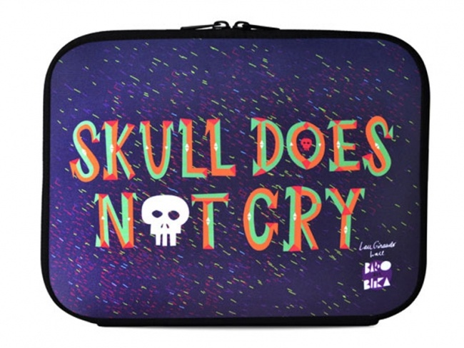 """funda netbook skull 10"""""""