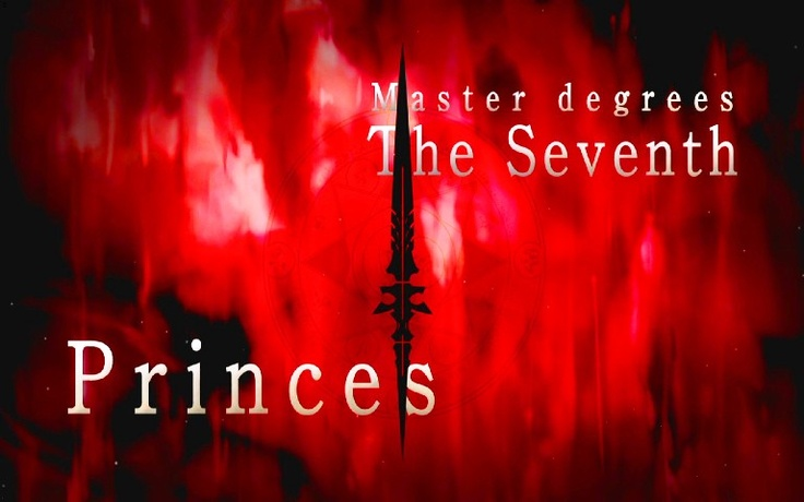 7.下位三階:權天使(Principautes/Princedoms)