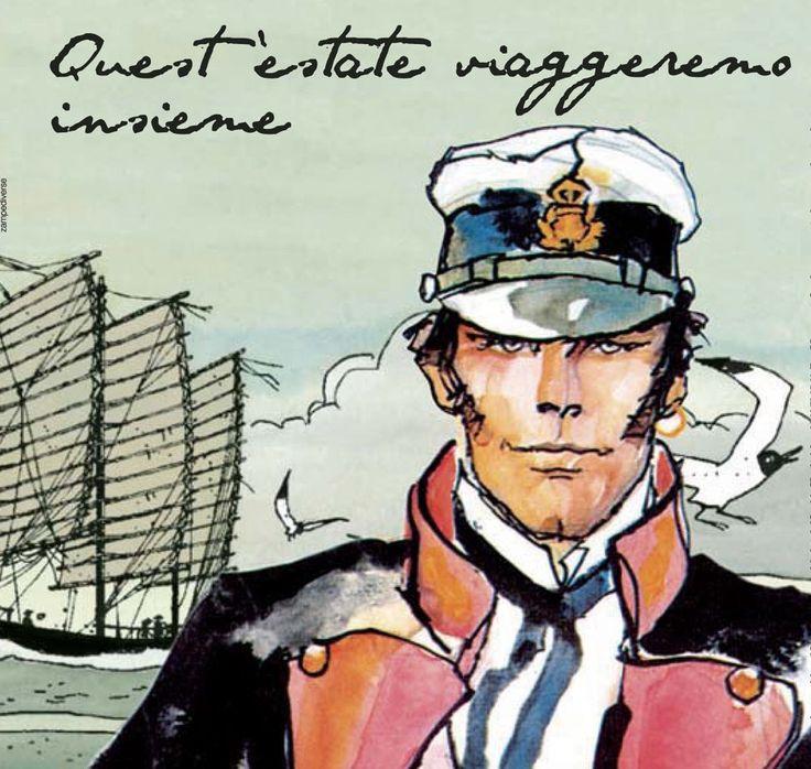 Hugo Pratt 's Corto Maltese