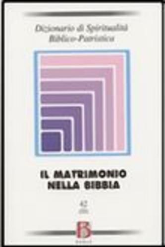 #Il matrimonio nella bibbia  ad Euro 19.97 in #Borla #Media libri scienze umane