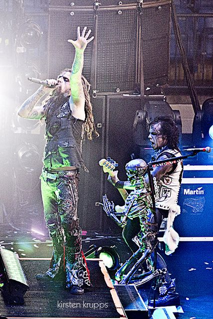 Rob Zombie Band | Rob Zombie III | Flickr - Photo Sharing!