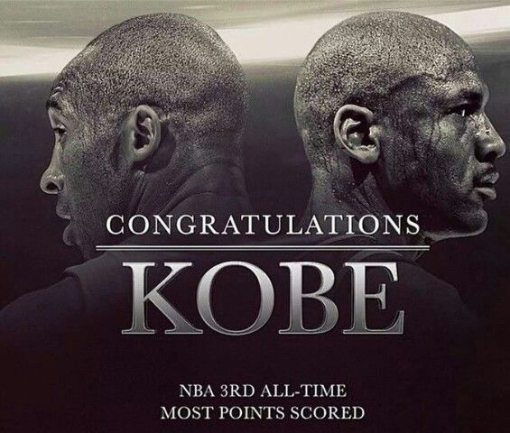 K.B. a.k.a. Black Mamba... congrats!!!