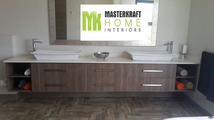 Floating Bathroom vanities by MasterKraft Home Interiors