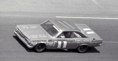 Mario Andretti's victory in the 1967 Daytona 500 helped legitimize NASCAR.