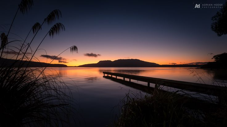 On the 6th day of Autumn, I headed out to Lake Tarawera in the hope of capturing some magic sunrise, …