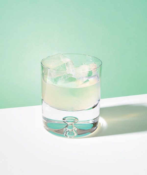 Rhum Agricole Daiquiri - Blanc Rhum Agricole, Lime Juice, Burnt Cinnamon Simple Syrup (Recipe).