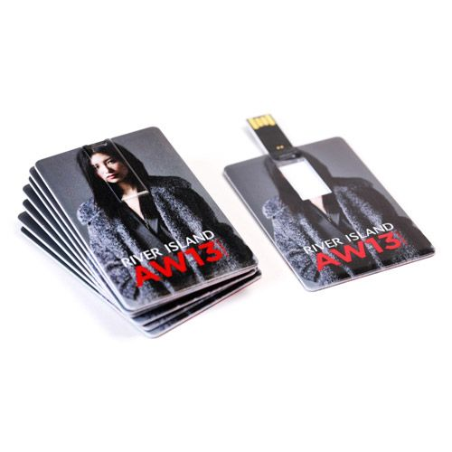 Promotional USB Credit Card | Credit Card USB Drive | Credit Card Flash Memory