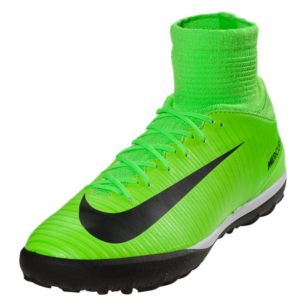 Nike Mercurial X Proximo II TF Junior Artificial Turf Kids Soccer Shoe
