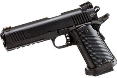 Rock Island Armory 51567 M1911 A2 FS Tactical Pistol .45 ACP 5in 14rd Parkerized for sale at Tombstone Tactical.