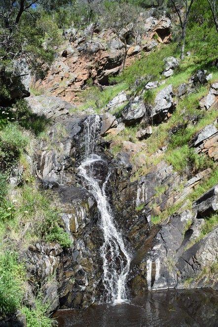 Ingalalla Waterfalls and Picnic Grounds :: Fleurieu Coast