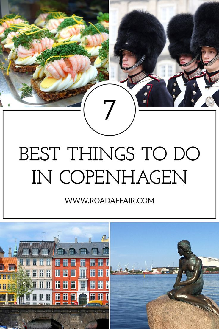 The Ultimate Travel Guide to the Best Things to Do in Copenhagen, Denmark.
