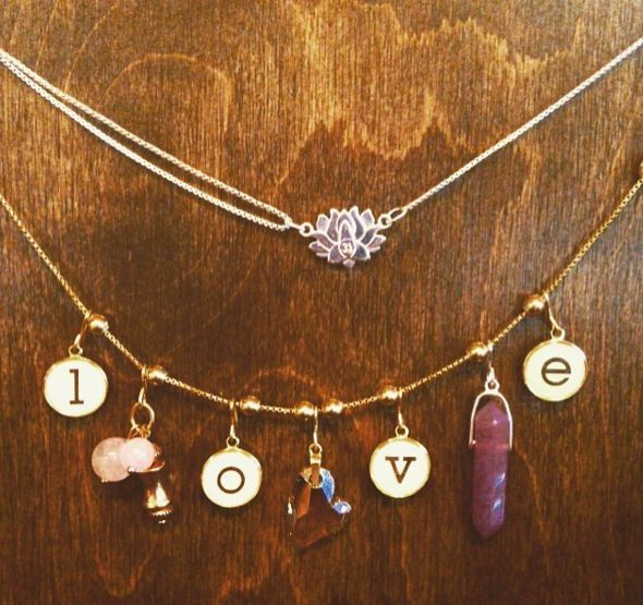 ALEX AND ANI Chain Station Valentines Day 2016 Additions