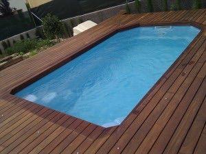 forma correcta de enterrar un piscina ver ms