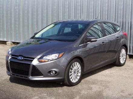 2012 Ford Focus Titanium - Miss you