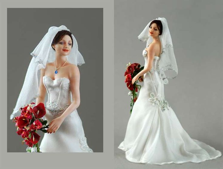 17 best images about miniature wedding dresses on for Places to donate wedding dresses