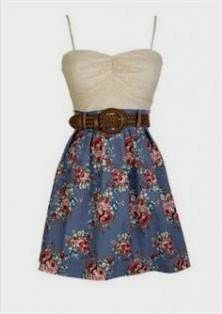 Cool cute summer dresses for teenage girls