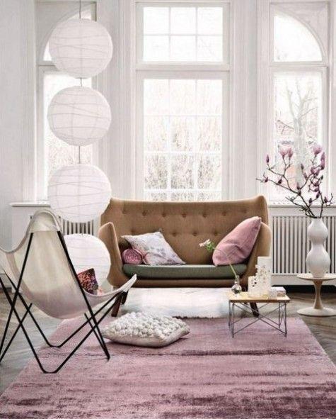 Best 25 feminine living rooms ideas only on pinterest - Feminine living room design ideas ...