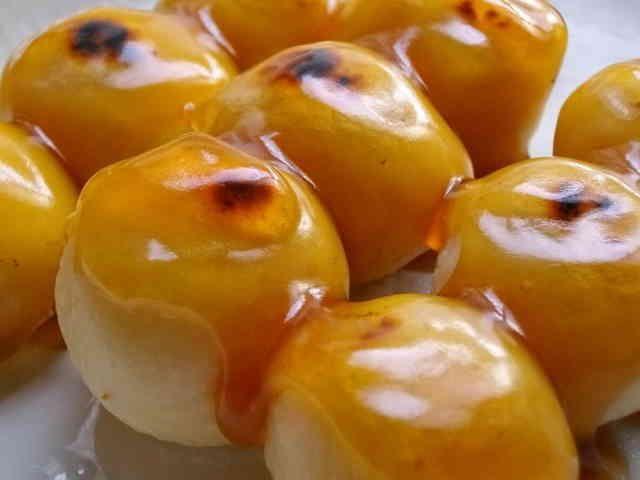 豆腐+粉だけ!やゎやゎみたらし団子の画像