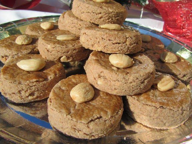 Mantecados de almendra y chocolate fáciles cocina tradicional
