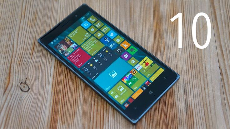 Windows 10 Technical Preview for Phones: A Guided Tour