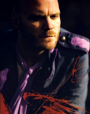 Will Champion from Coldplay.  Drummer, singer, guitarist, piano player, and more!  So fantastic.