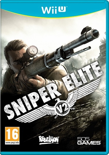 Sniper Elite V2 Heading to Wii U this Spring