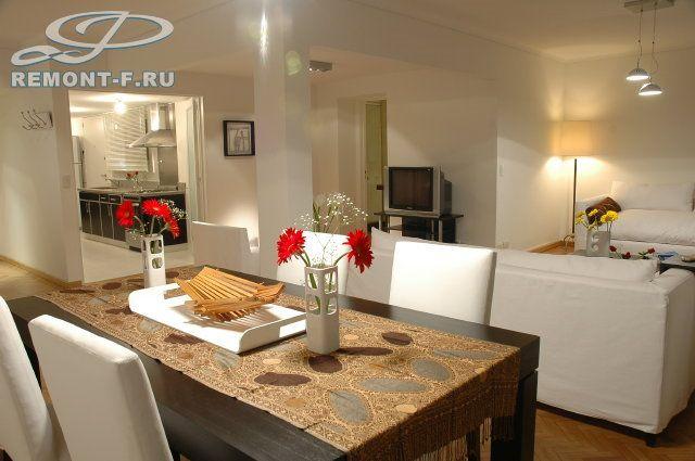 Гостиная в стиле минимализм. Ремонт квартиры