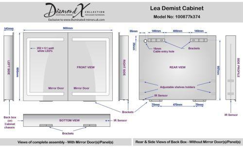 52 best bathroom images on pinterest led mirror bath vanities and rh pinterest com Receptacle Wiring Diagram Examples Wall Plug Wiring Diagram