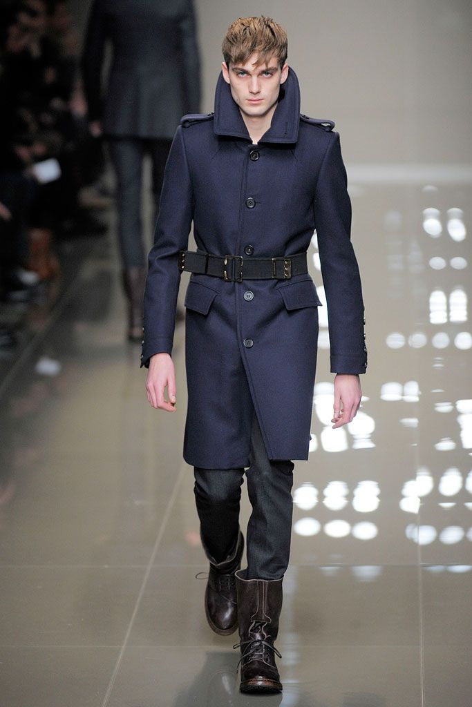 Burberry Prorsum – Menswear Fashion Show – Fall / Winter 2010-2011