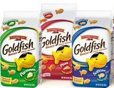 $0.35 off Pepperidge Farm Goldfish Seasonal Crackers Coupon on http://hunt4freebies.com/coupons