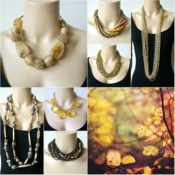 Prachtige sieraden van MANOUK in mooie herfst kleuren #manouk #sieraden