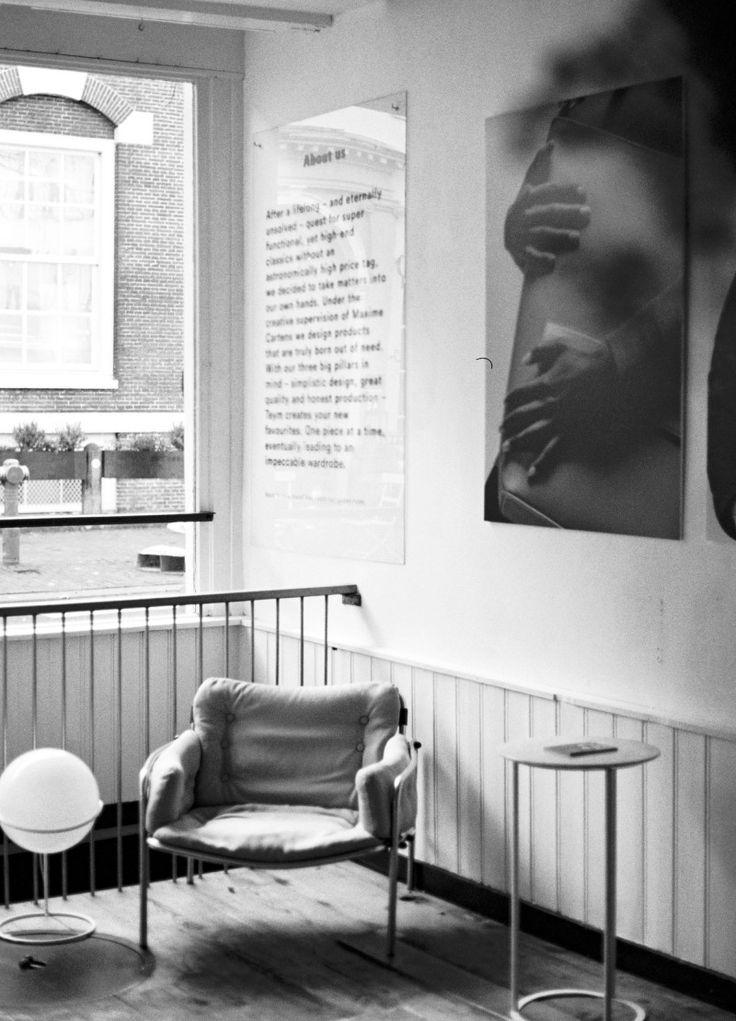 Teym pop-up store at Haarlemmerstraat 70 in Amsterdam. November only!