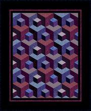 131 best cubes images on Pinterest | Quilt patterns, Atelier and ... : 3d quilt designs - Adamdwight.com