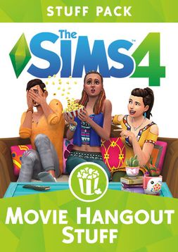 sime 4 movie hangout stuff expansion pack