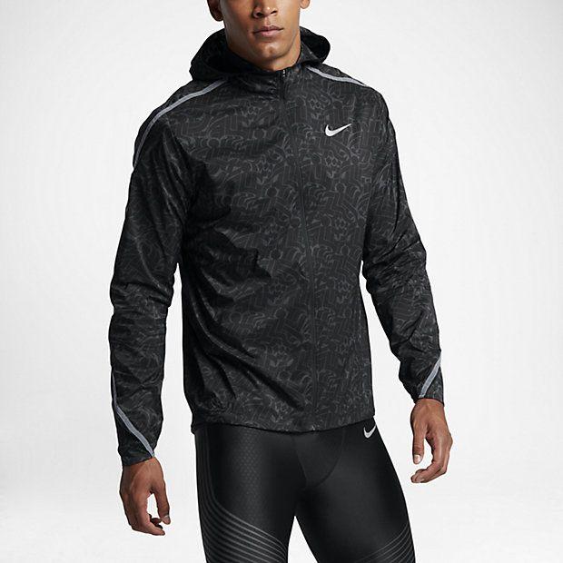 Veste de running nike homme