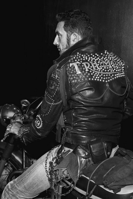 Mr. Motorcycle himself.