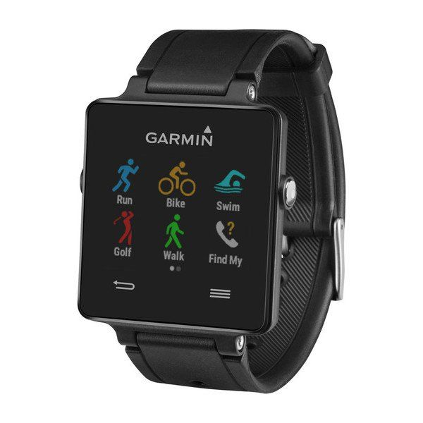 Pin for Later: The Fitbit Alternatives That You Haven't Tried Yet Garmin Vivoactive The Garmin ($220) has built-in sports apps and GPS that connect to a smartphone.