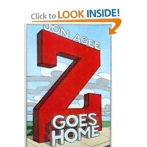 "#BookReview  ""Z Goes Home"" by Jon Agee"