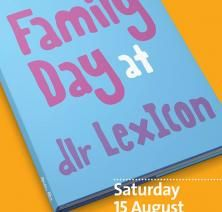 Family Day at DLR LExicon ~ Dún Laoghaire-Rathdown County Library