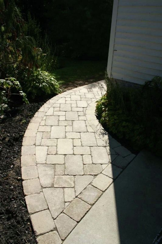 unilock paver walkway columbus ohio - Paver Patios Columbus Ohio