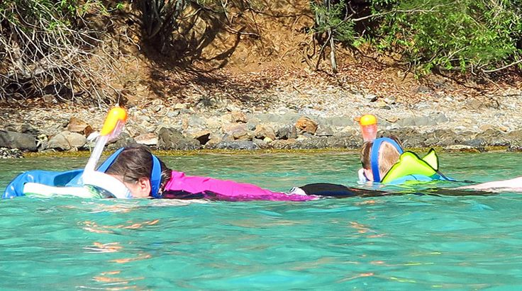 Read our review of the full face snorkel mask. Learn the advantages and disadvantages of this popular new piece of snorkeling equipment.