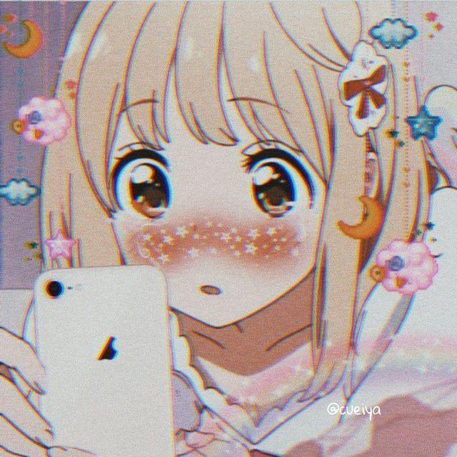 Pin De Mimoza Em ǟռɨʍɛ Com Imagens Menina Anime Anime Kawaii