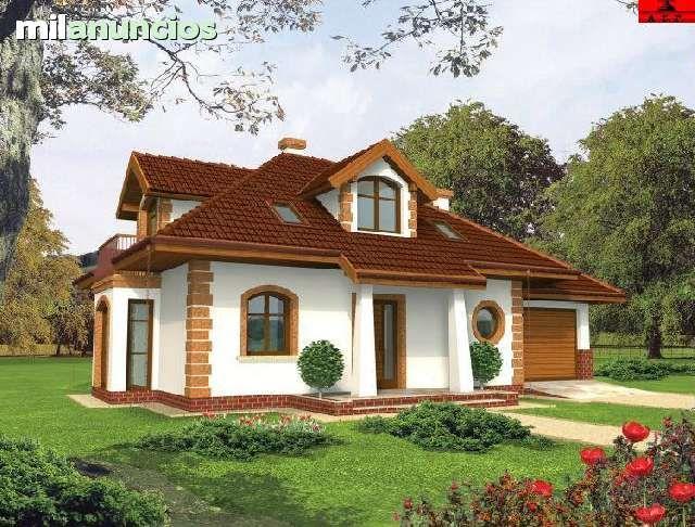 Andaluza de casas americanas foto 1 fachadas pinterest search - In house casas prefabricadas ...