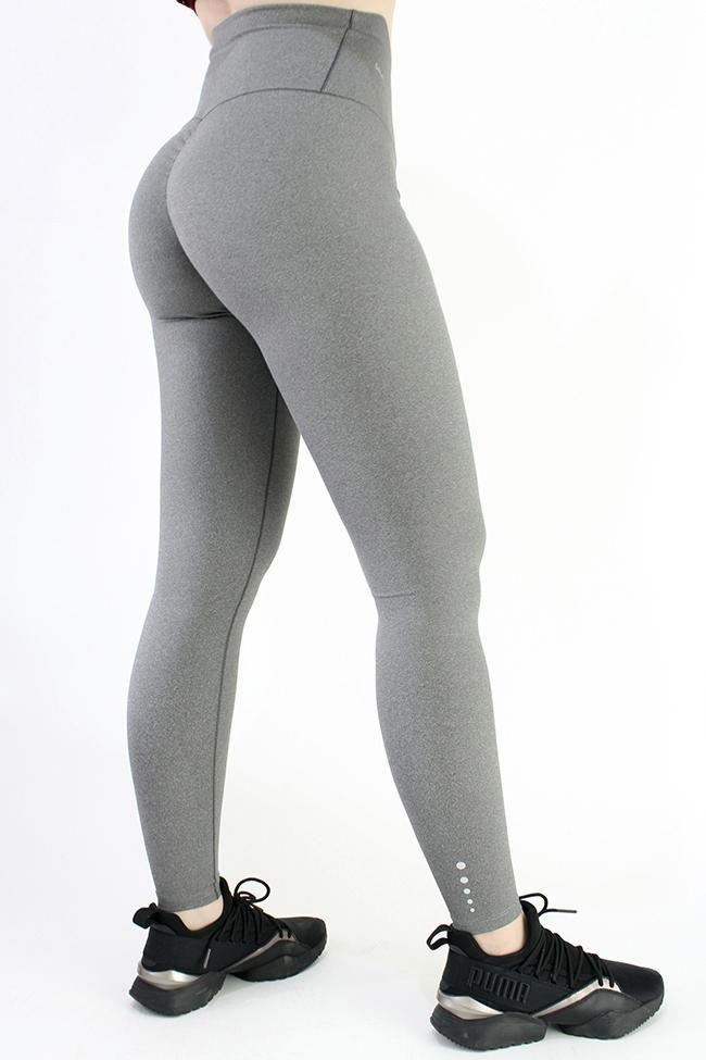 1 Leggin Up ModPush Colombiano Deportivo Lycra Gris Corte H2ID9WE