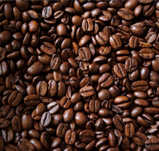 Ambachtelijk gebrande koffiebonen